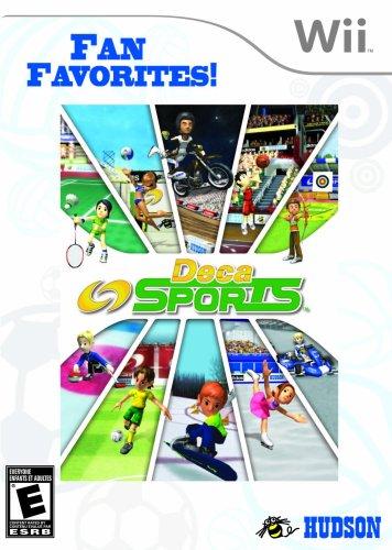 Deca Sports - Nintendo Wii (Master Tournament Sierra)