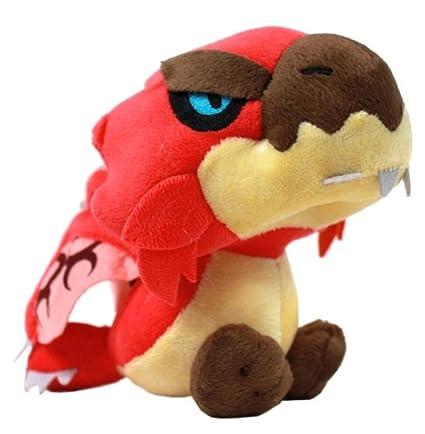 "Capcom Monster Rioreus/Rathalos Hunter 5.5"" Plush Doll"