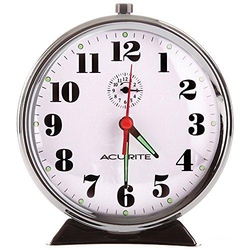 15607 Superbell Alarm Clock (11505, 15210) - Chaney Metal Clock