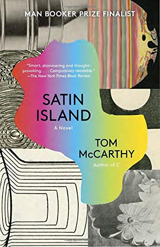 Satin Island (Vintage Contemporaries) [Tom McCarthy] (Tapa Blanda)