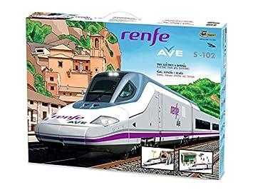 PEQUETREN Pequetren750 Túnel de montaña/estación y ...
