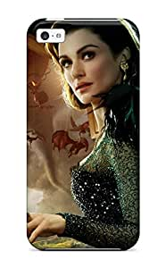 Ultra Slim Fit Hard Jon Bresina Case Cover Specially Made For Iphone 5c- Rachel Weisz Oz The Great And Powerful