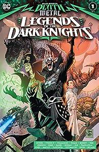Dark Nights: Death Metal Legends of the Dark Knights (2020) #1 (Dark Nights: Death Metal (2020-))