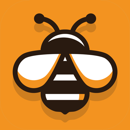 Honey Bee - Casual One Touch Insect Fun Sky Maze Jump Runner Smash Addictive Adventure Cute Flying Avoid Death Games Free