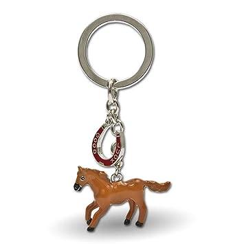 Depesche Horses Dreams - Llavero Caballos de Good Luck ...