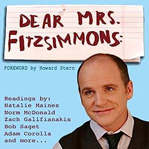 Dear Mrs. Fitzsimmons (The Audiobook) Audiobook