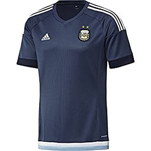 79cff11e91825 Amazon.com: adidas Argentina Away Soccer Jersey 2015 XL: Sports ...