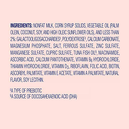 Enfagrow PREMIUM Next Step Toddler Milk Drink Powder, Natural Milk Flavor, 32 Ounce (Pack of 6), Omega 3 by Enfamil (Image #2)