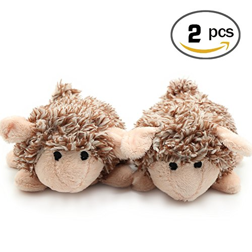 Dog Squeaky Toy, Durable Soft Dog Plush Toys for Small Medium Large Dogs-2 PCS