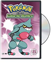 Pokemon Diamond & Pearl Galactic Battles Volume 8