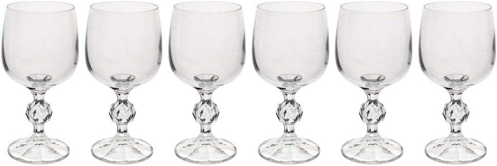 Conjunto de taças para vinho branco Bohemia