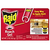 Raid Roach Gel, 1.5 OZ (Pack - 3)