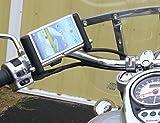 Desert Dawgs eCaddy Slide Phone Mount - Chrome ESL-CH-L