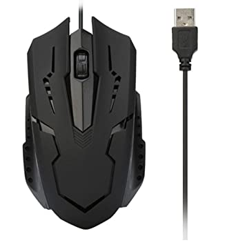 Gaming Maus Verdrahtet Mäuse SOMESUN Mouse 1200: Amazon.de: Computer ...
