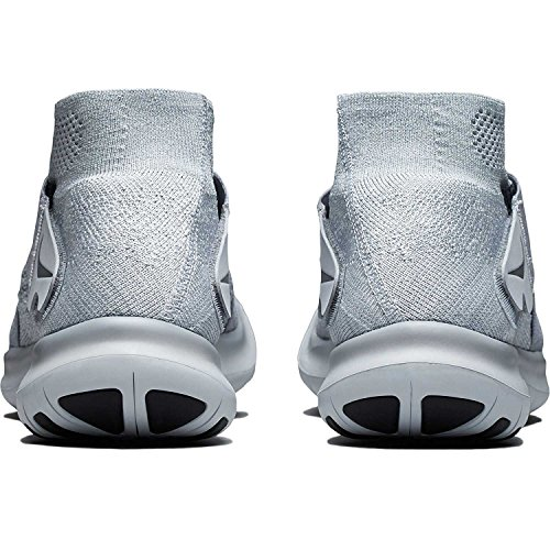 GREY GREY WOLF 2017 Wolf RN Nike Motion Pure FK PLATINUM Cool Free PURE Men's COOL Grey Grey Platinum ZxUqw7O
