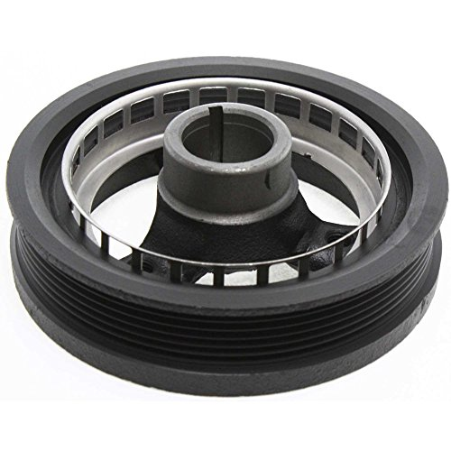 Harmonic Balancer compatible with Buick Century 94-05 Kit 6 Cyl-3.4L / 3.1L (207/191 CID) ()