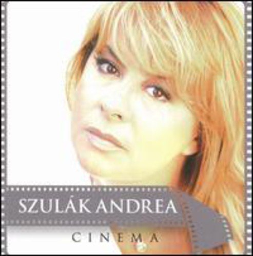 CD : Szulák Andrea - Cinema (CD)