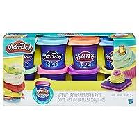 Set de colores Play-Doh Plus (paquete de 8)