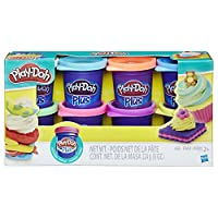 Set de colores Play-Doh Plus (paquete de 8)