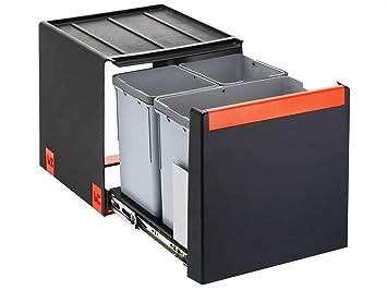 Franke Cube 40 Handauszug 3 Fach M Uuml Lltrennung Abfallsammler