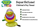 Super Kid Land - Play Tunnel Children Play Tent (Caterpillar Tunnel)
