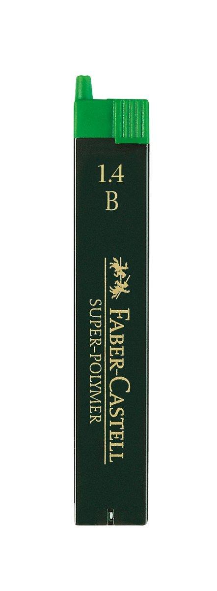 Faber-Castell 6 Minas (1 Tubo) 1.4mm B