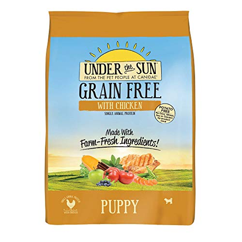 Canidae Under The Sun Grain Free Puppy Food With Chicken, 25