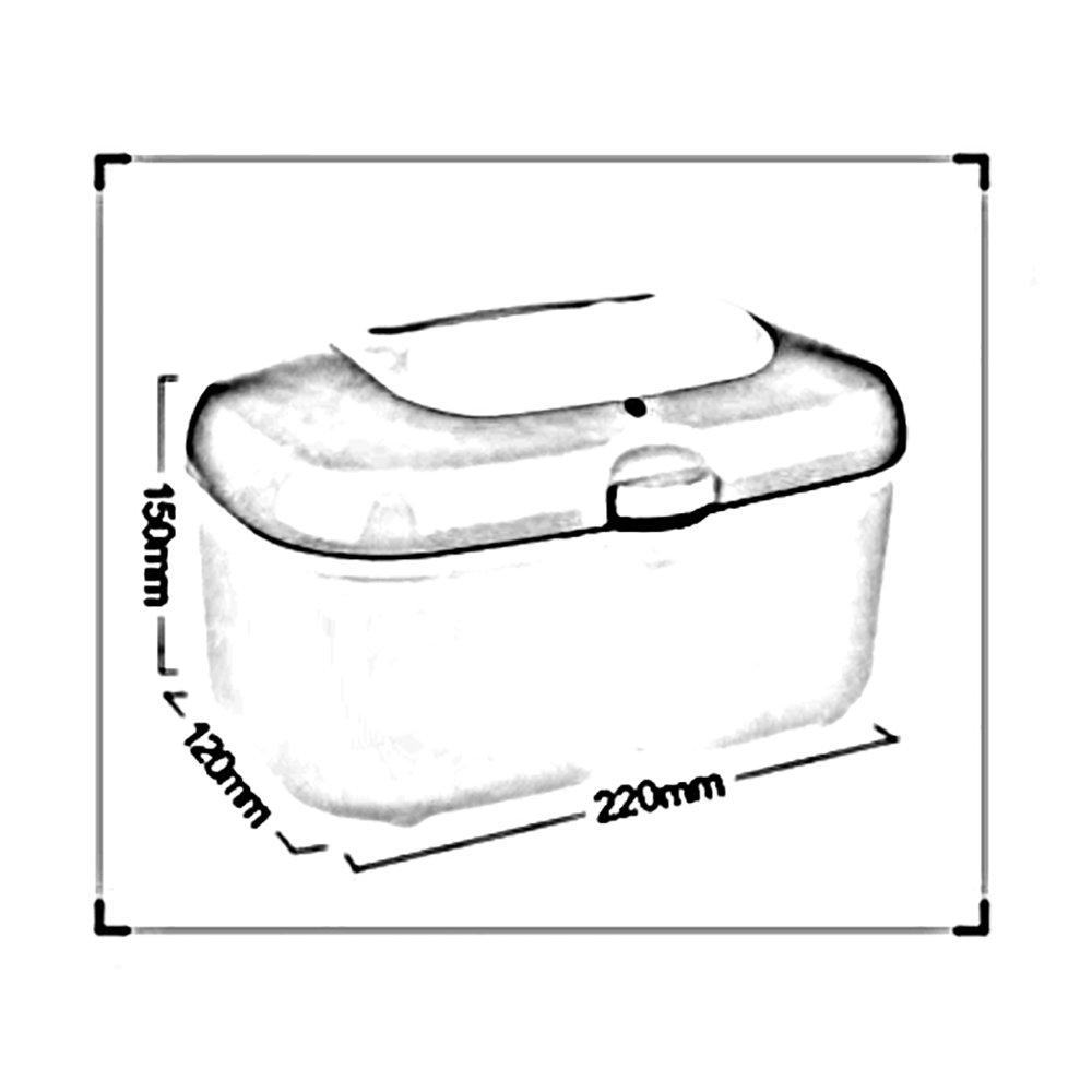 ZXQL El bebé limpia la máquina del aislamiento de los trapos de la temperatura constante de los calentadores / 24H / la caja de calefacción portátil de la ...