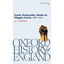 From Domesday Book to Magna Carta 1087-1216