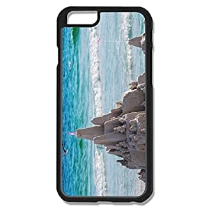 Hot Sandcastles Beach Case For IPhone 6
