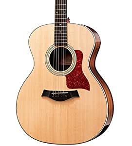 taylor 200 series 214e deluxe acoustic electric guitar natural musical instruments. Black Bedroom Furniture Sets. Home Design Ideas