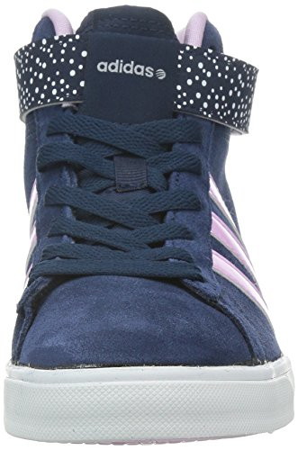 adidas Womens Neo Daily Twist Mid Trainers in Navy KQAqiy0