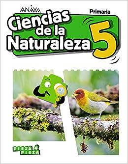 Ciencias De La Naturaleza 5 Pieza A Pieza Amazon Es Gómez Gil Ricardo Valbuena Pradillo Rafael Libros
