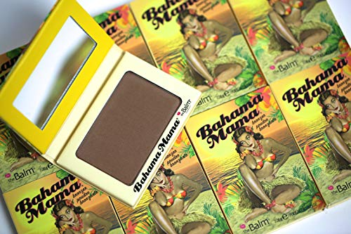 theBalm Bahama Mama Bronzer, Natural Matte, Tanned Beach Glow