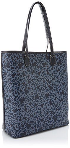 L H marino X Para w Tous Azul Cm Mujer 5 695800020 Shopper 33x36x10 qnC47