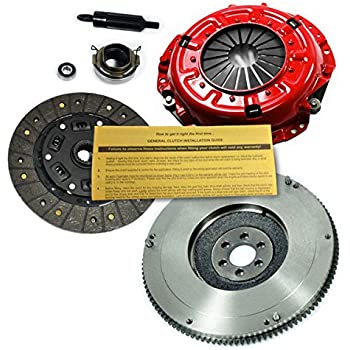 EFT STAGE 2 CLUTCH KIT+HD FLYWHEEL 89-95 TOYOTA PICKUP TRUCK 4RUNNER 2WD 4WD 2.4