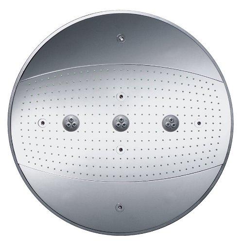 Hansgrohe 28403001 Raindance Imperial 600 AIR Shower Head, Chrome -