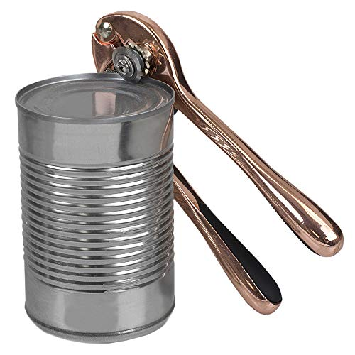 Home Basics Zinc Nova Copper Rose Gold Collection Kitchen Tools and Gadgets (Can Opener) by Home Basics (Image #3)