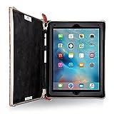 Twelve South BookBook for iPad Pro (9.7-inch), Rutledge | hardback Leather case and Easel for iPad Pro + Apple Pencil
