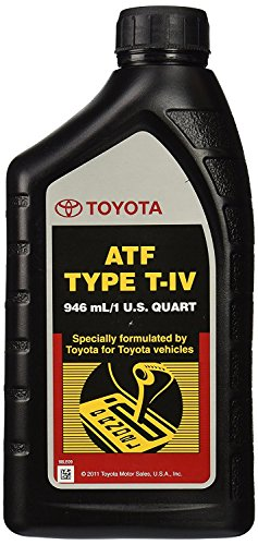 Toyota 00279-000T4 Automatic Transmission Fluid, 192 Ounces, 6 Pack