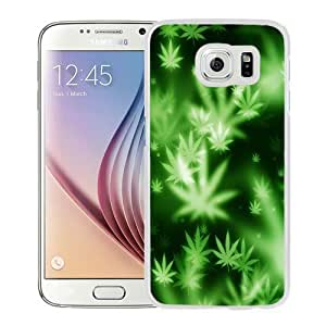 NEW Unique Custom Designed Samsung Galaxy S6 Phone Case With Mary Jane Soft Blur_White Phone Case