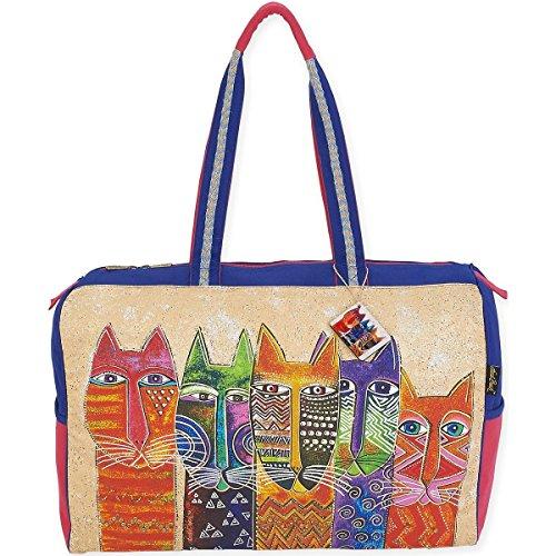 Laurel Burch LB5610 Travel Bag, 21