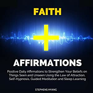 Faith Affirmations Audiobook