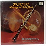 armenian country and folk music LP