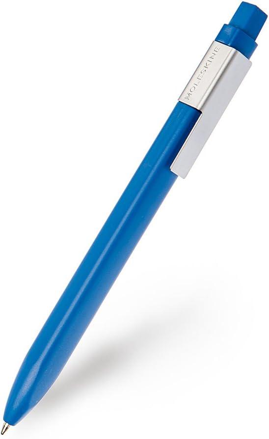 Moleskine Writing Collection - Bolígrafo 0.1 Click, color azul ...