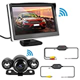Backup Camera and Wireless Monitor Kit,Rear View Wireless Review and Comparison