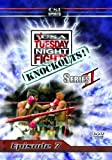 USA Tuesday Night Fights KNOCKOUTS! Series II Episode 7 by Orlando Canizales, Vinny Pazienza Riddick Bowe
