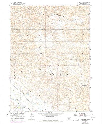 (YellowMaps Almeria NE NE topo map, 1:24000 Scale, 7.5 X 7.5 Minute, Historical, 1952, Updated 1978, 26.8 x 22 in - Tyvek)