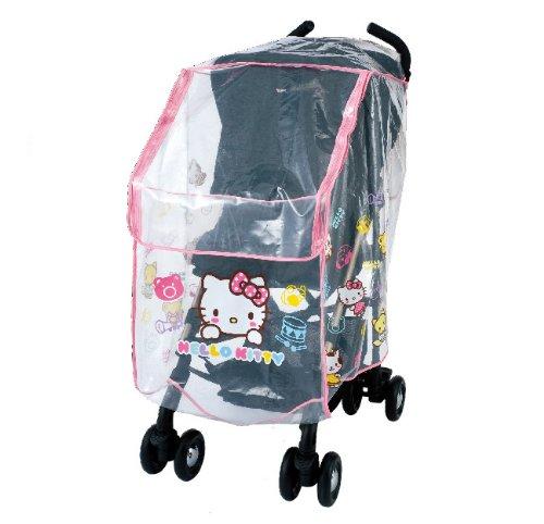 Agatsuma Hello Kitty Stroller Weather Shield by Agatsuma