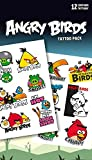 Global Merchandising Official Angry Birds Tatouages temporaires